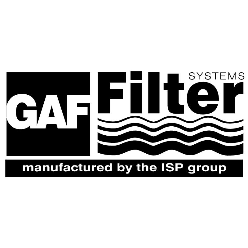 GAF Filter Systems vector