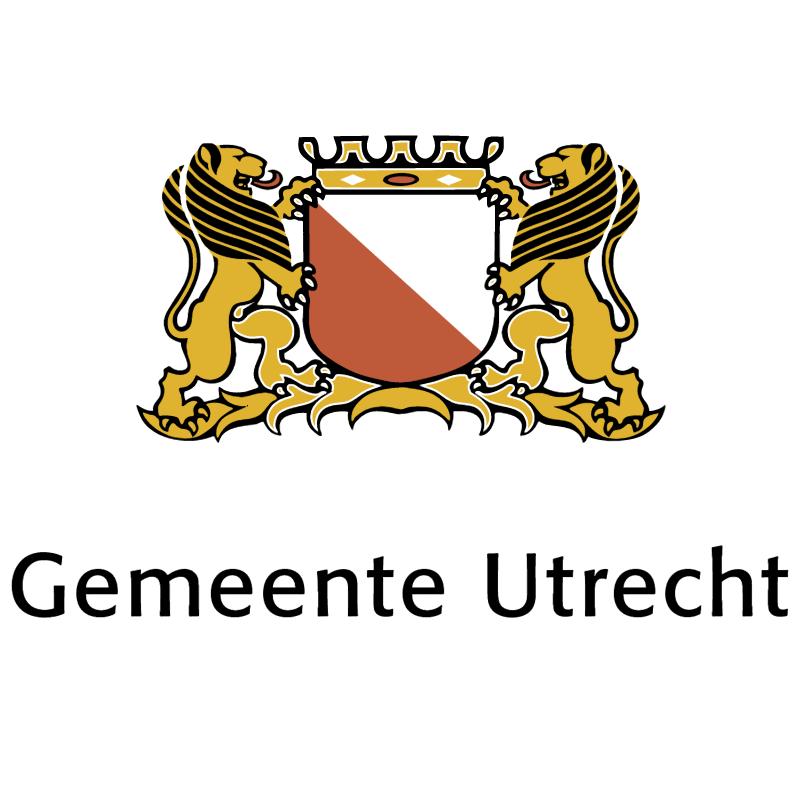 Gemeente Utrecht vector