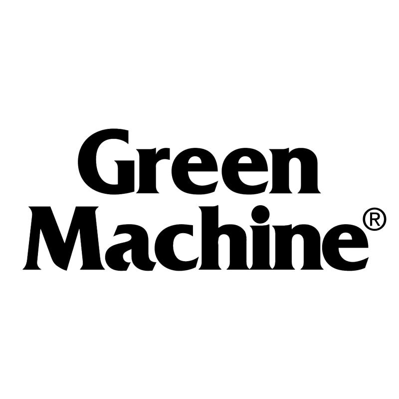 Green Machine vector