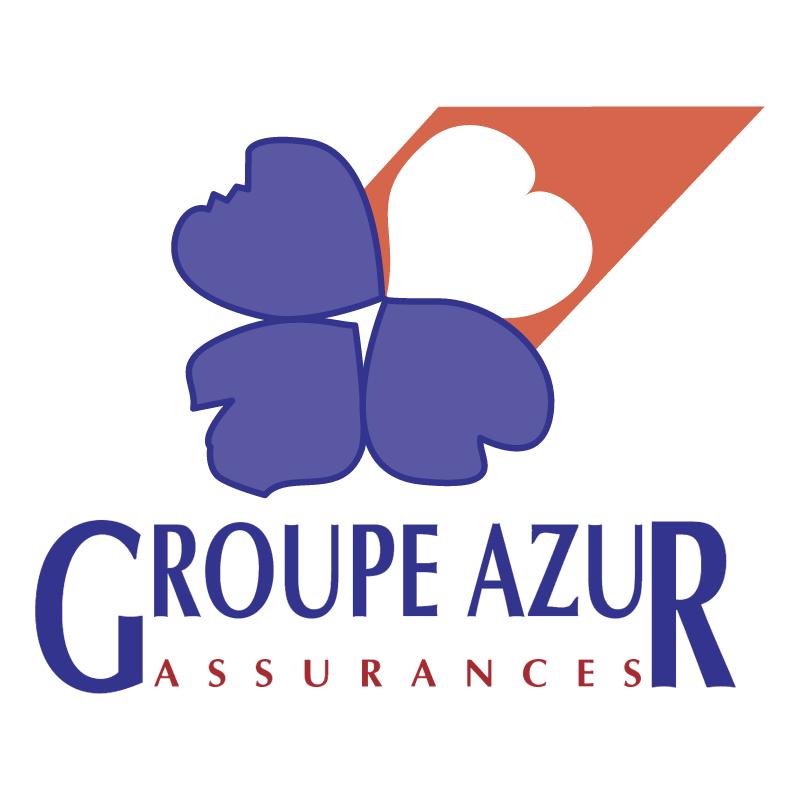 Groupe Azur Assurances vector logo