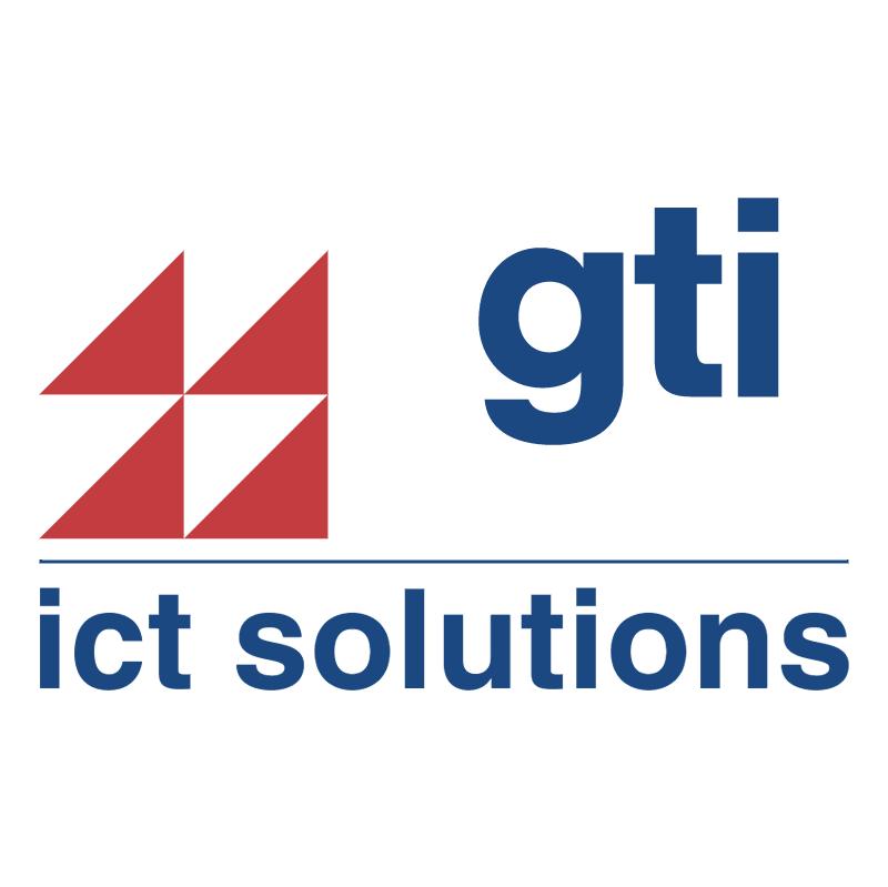 GTI ICT Solutions vector