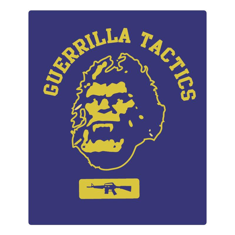 Guerrilla Tactics Fuct vector
