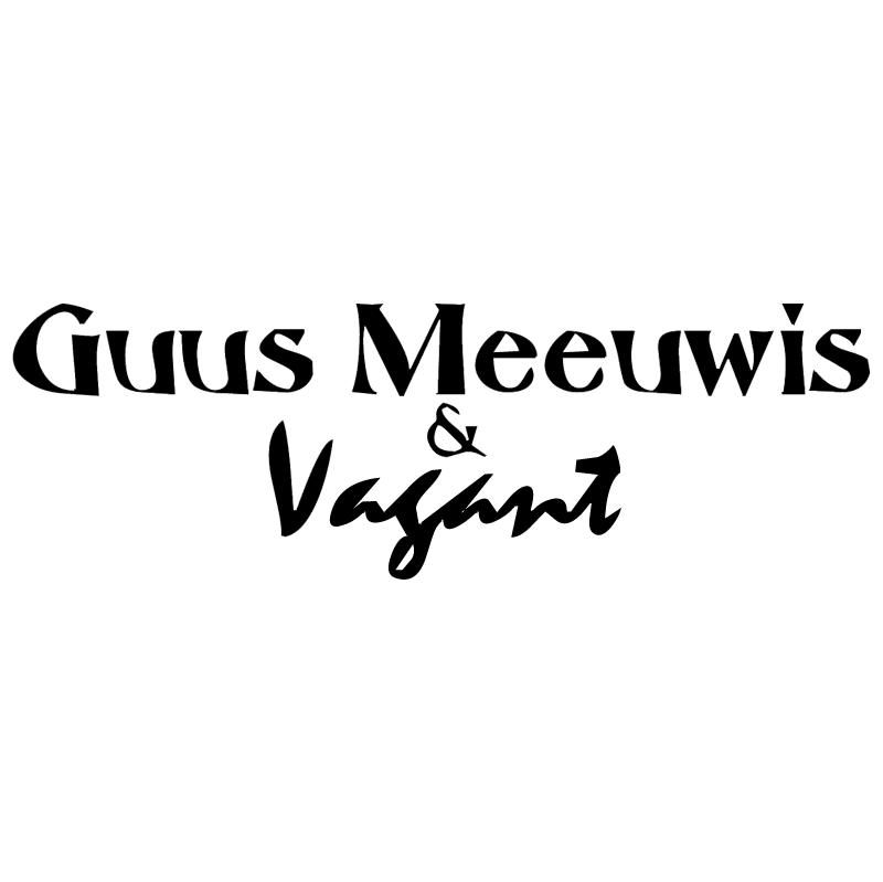 Guus Meeuwis & Vagant vector