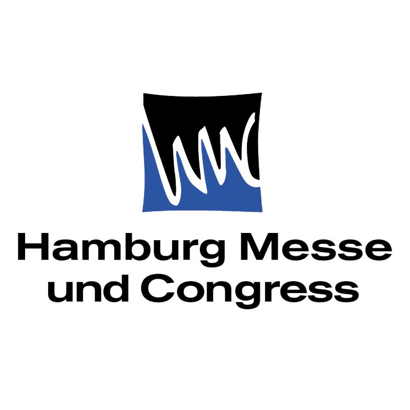 Hamburg Messe und Congress vector