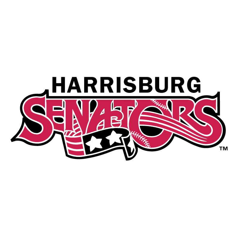 Harrisburg Senators vector