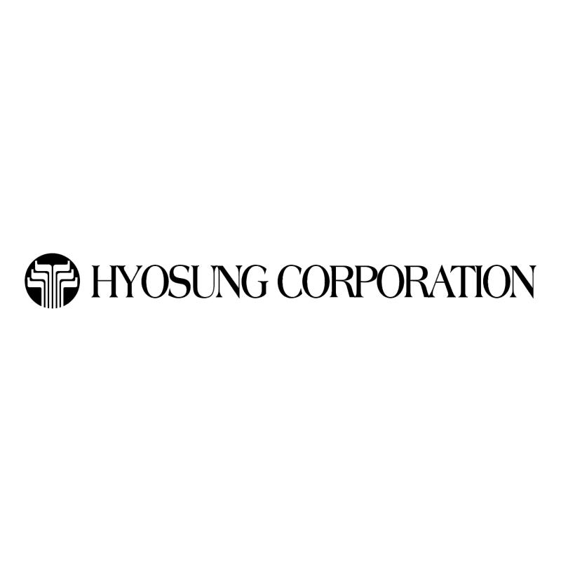 Hyosung vector logo