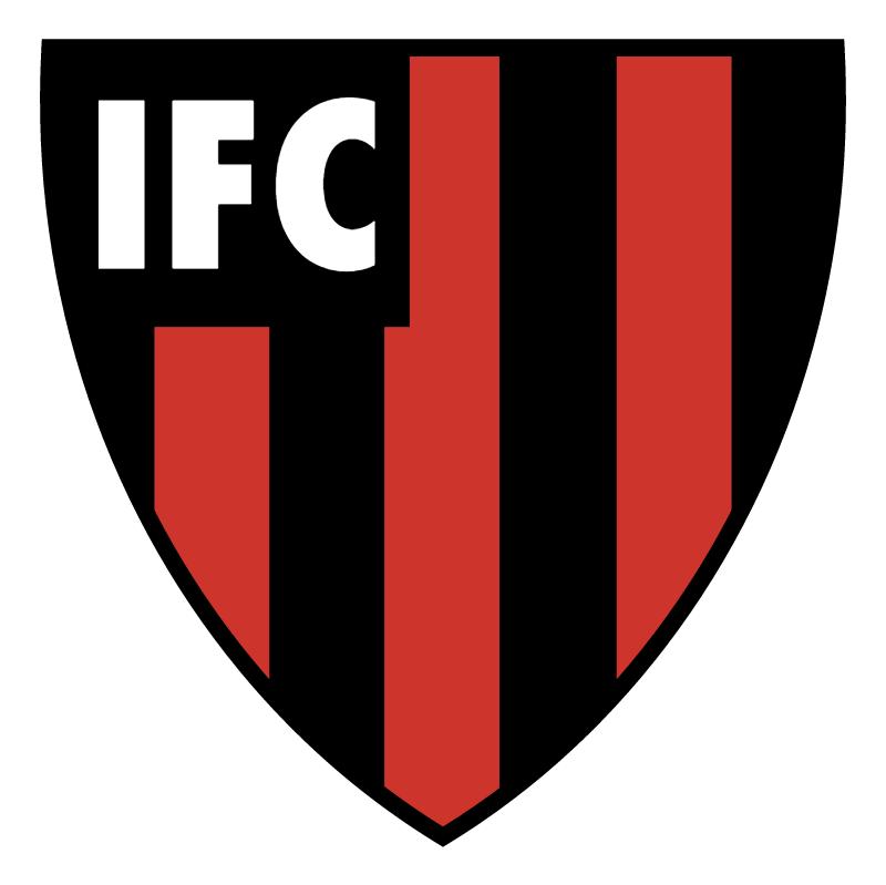 Ibaiti Futebol Clube de Ibaiti PR vector