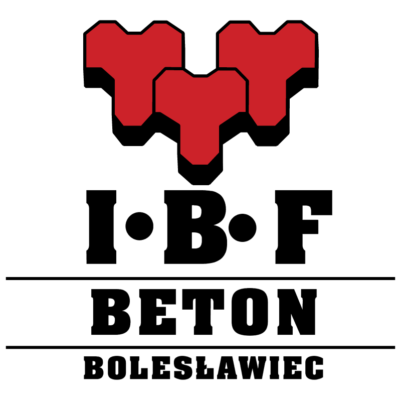 IBF Beton vector