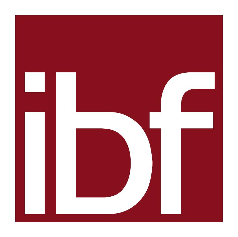 IBF vector logo