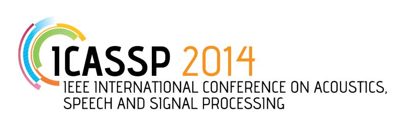 ICASSP 2014 vector