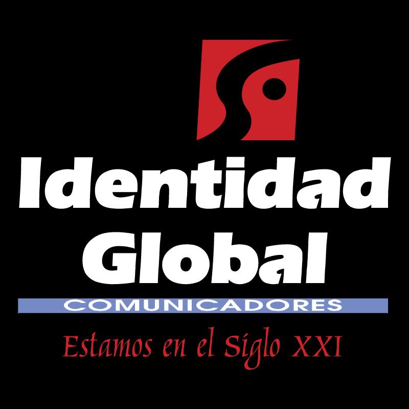 Identidad Global vector logo