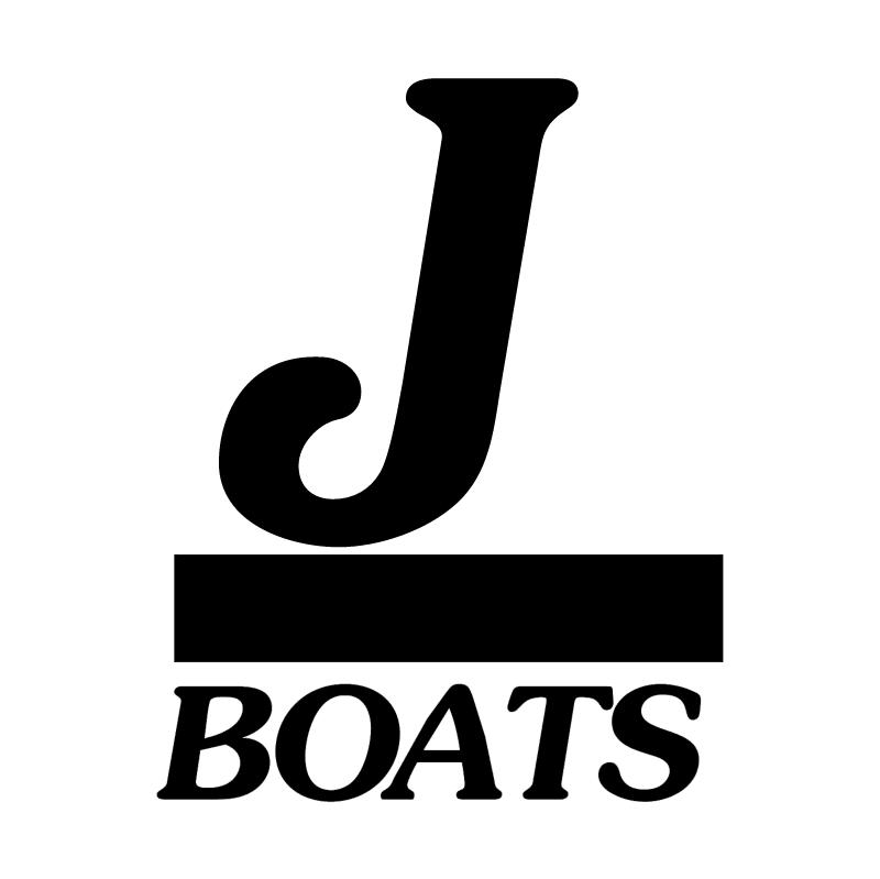 J Boats vector