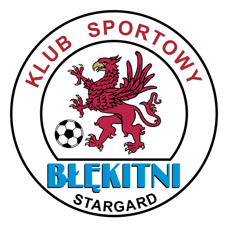 KS Blekitni Stargard Szczecinski vector