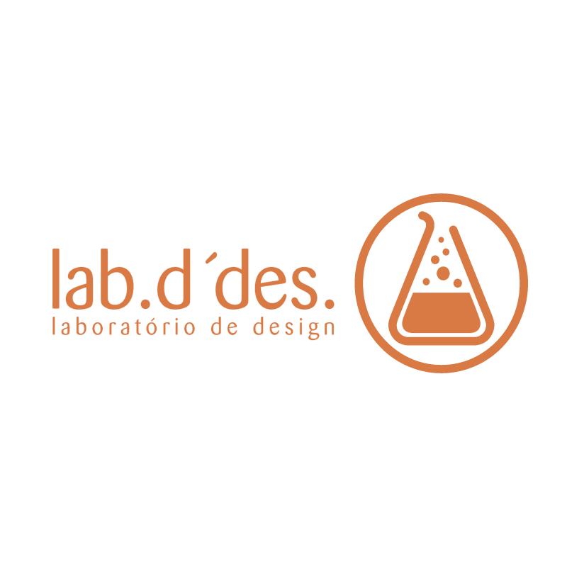 Lab d'des vector logo