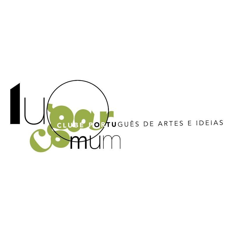 Lugar Comum vector logo
