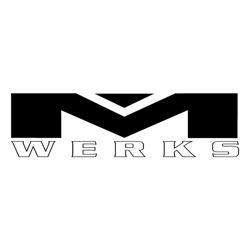 M Werks vector