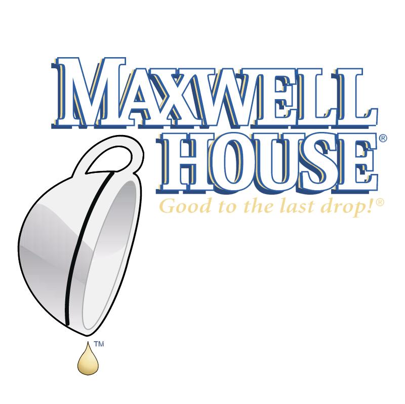 Maxwell House vector logo