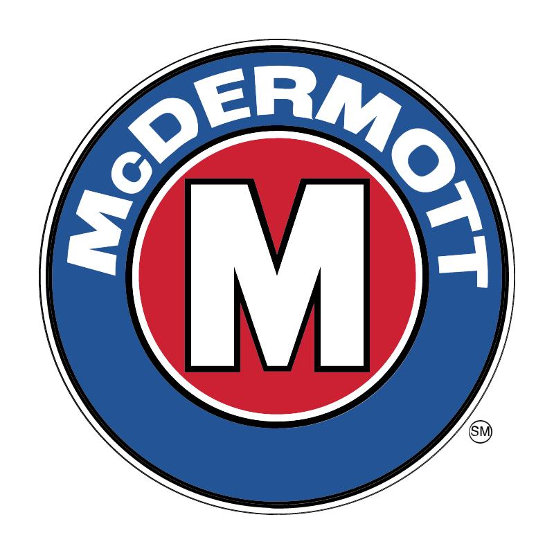 McDermott vector logo