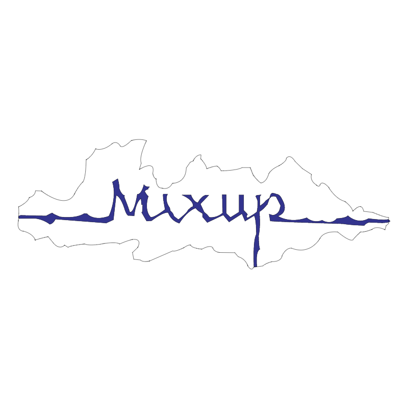 Mixup vector logo