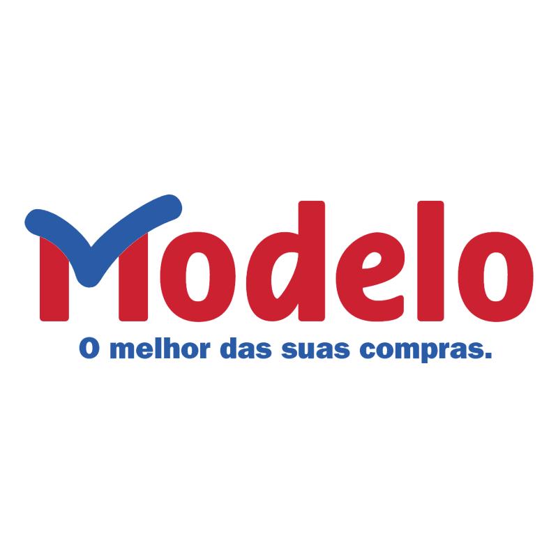 Modelo vector logo