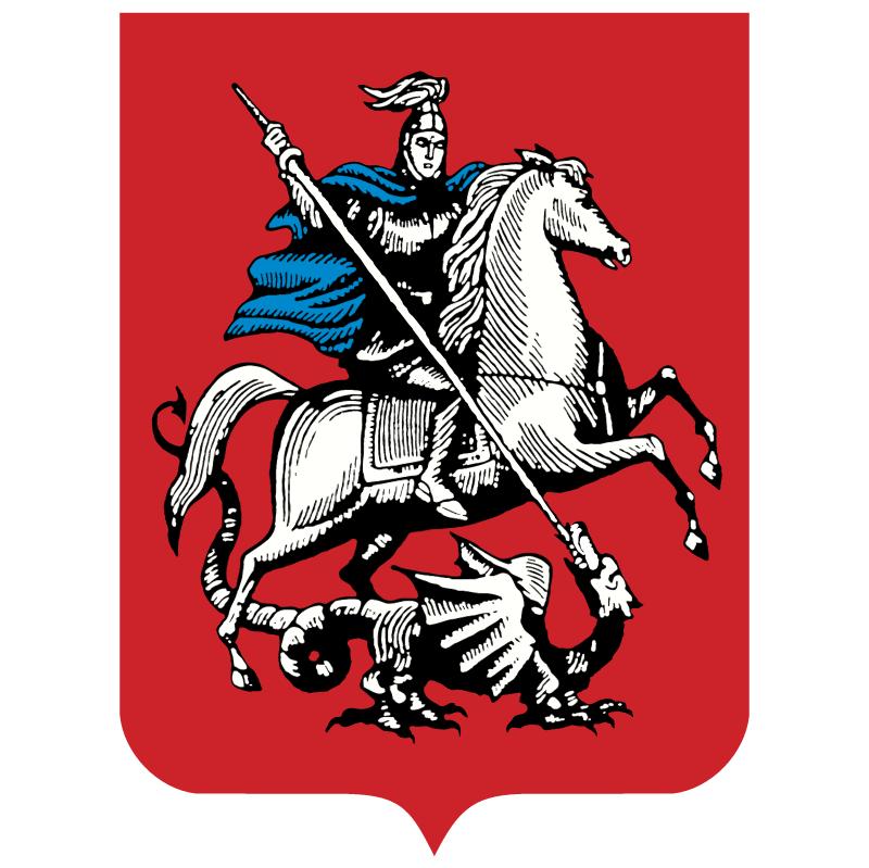 Moscow vector logo