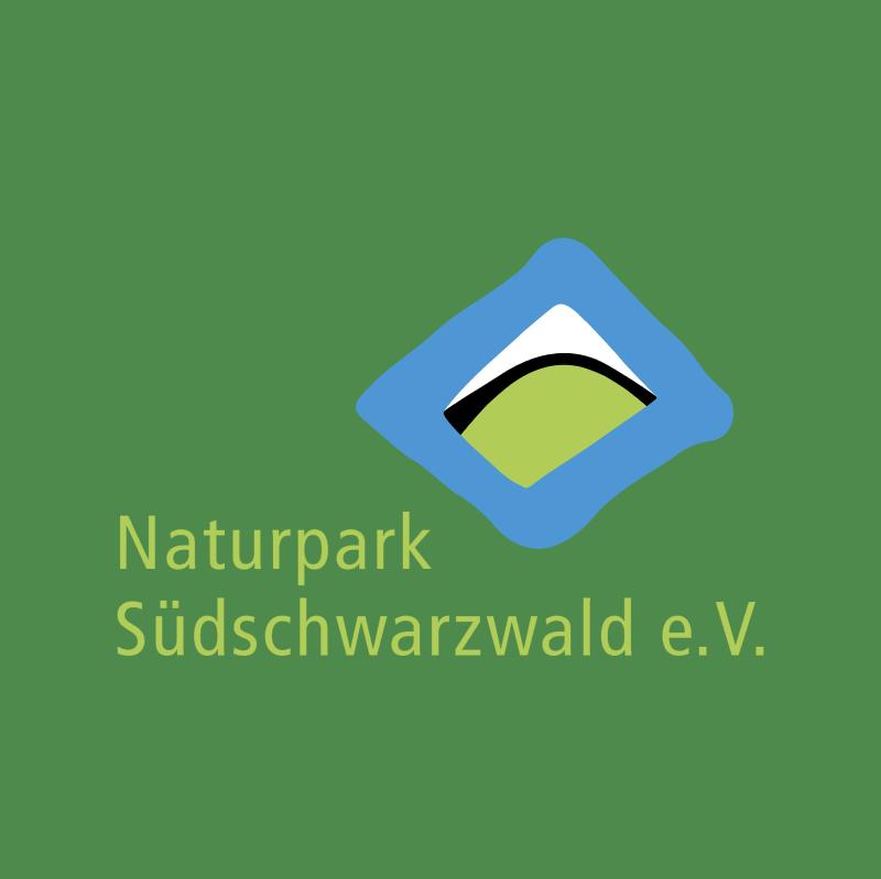 Naturpark Suedschwarzwald vector