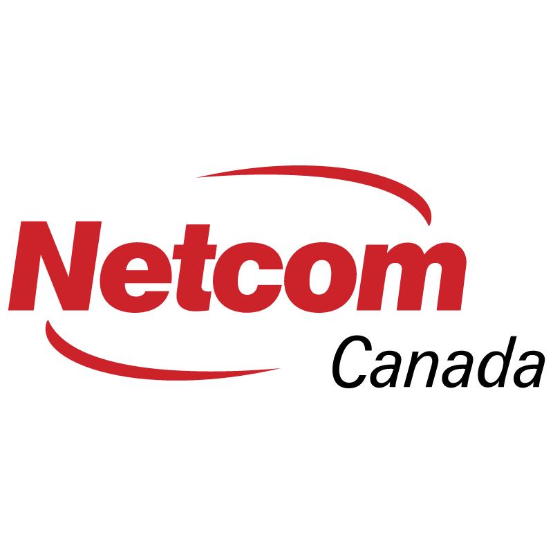 Netcom Canada vector