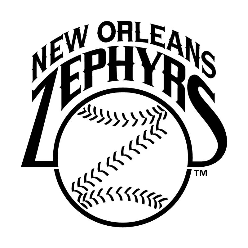New Orleans Zephyrs vector