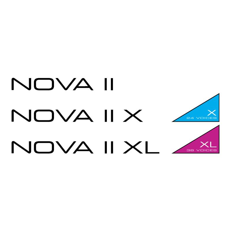 Nova vector logo