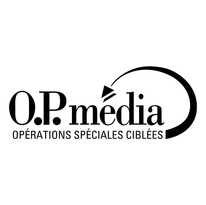 O P media vector