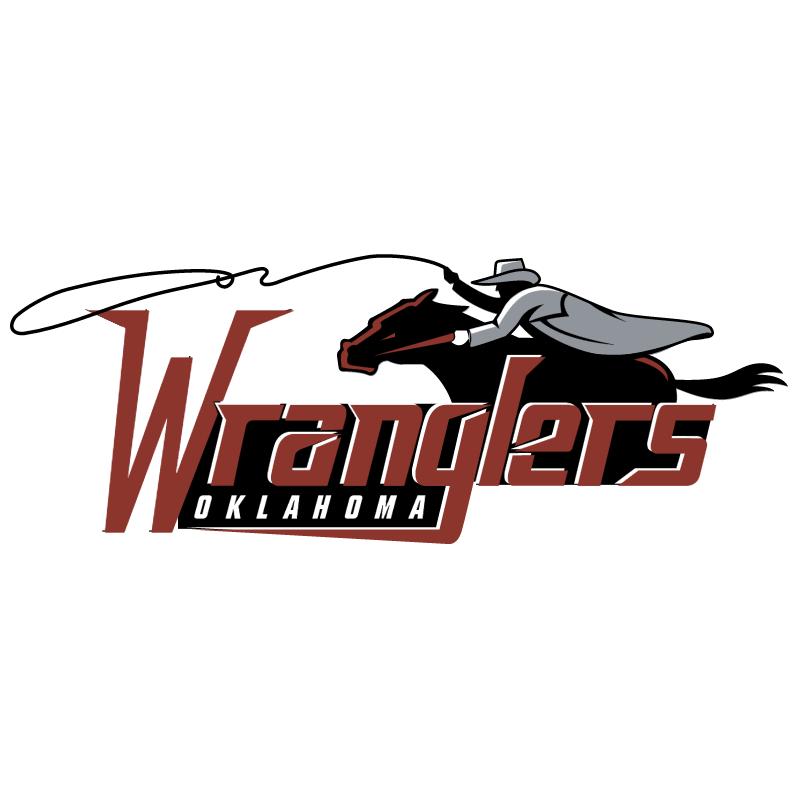 Oklahoma Wranglers vector logo