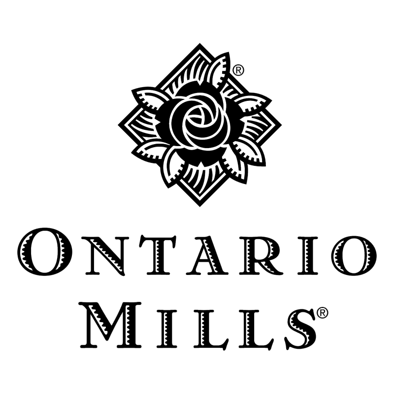 Ontario Mills vector logo