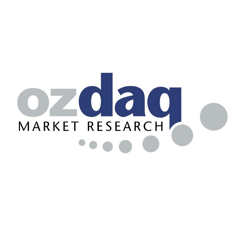 Ozdaq Market Research vector