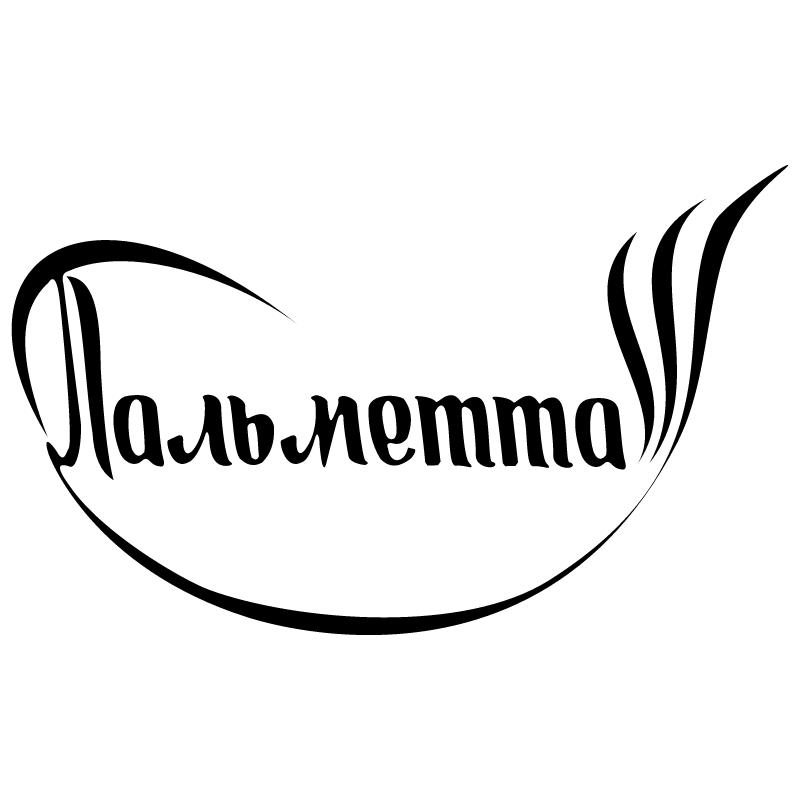 Palmetta vector logo