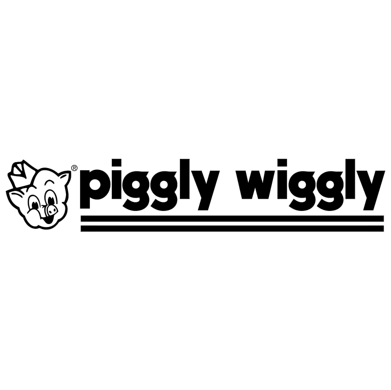 Piggly Wiggly vector