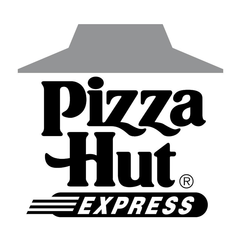 Pizza Hut Express vector
