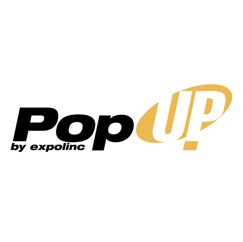 Pop Up vector