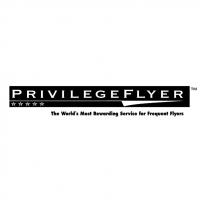 PrivilegeFlyer vector