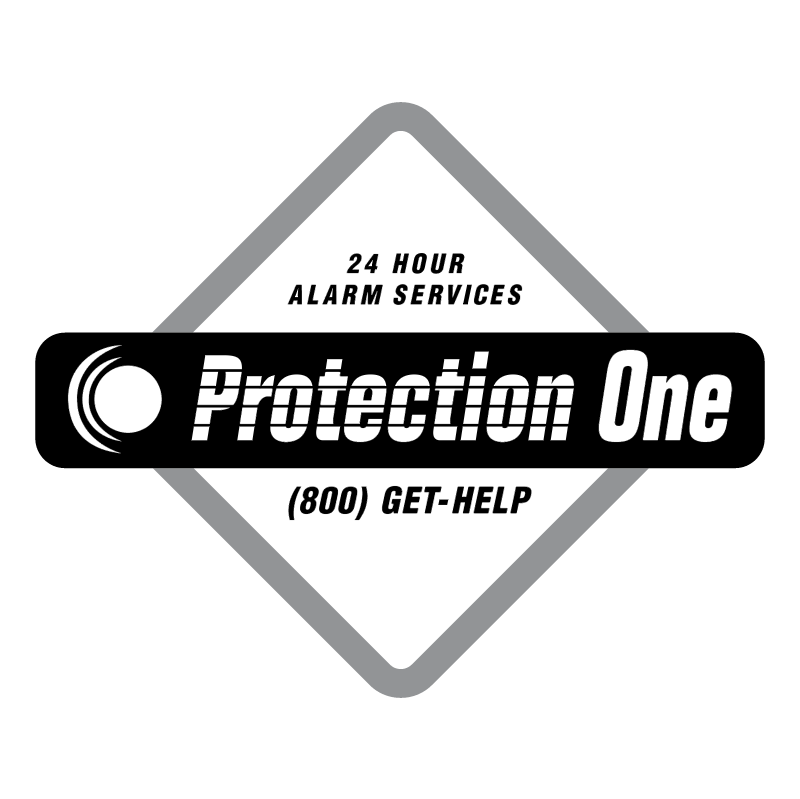 Protection One vector