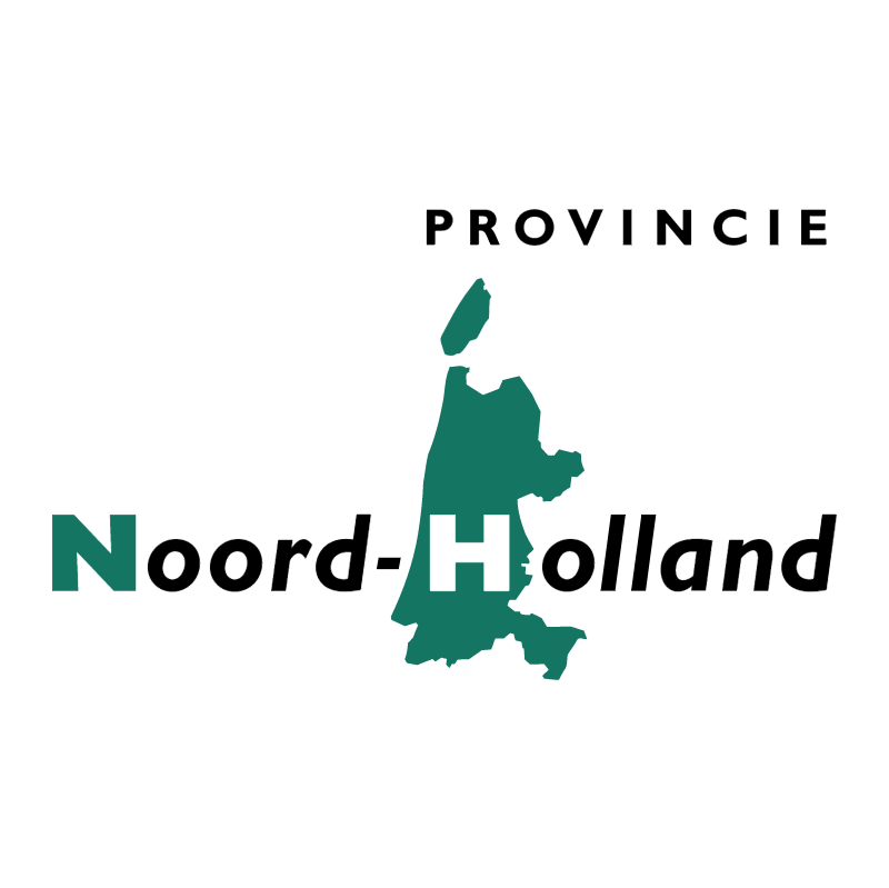 Provincie Noord Holland vector