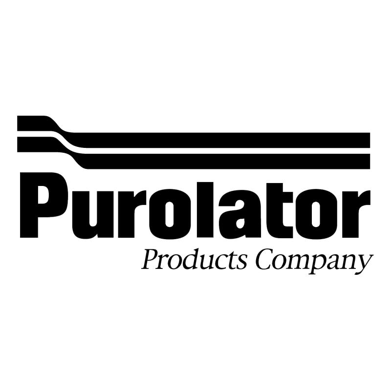 Purolator vector