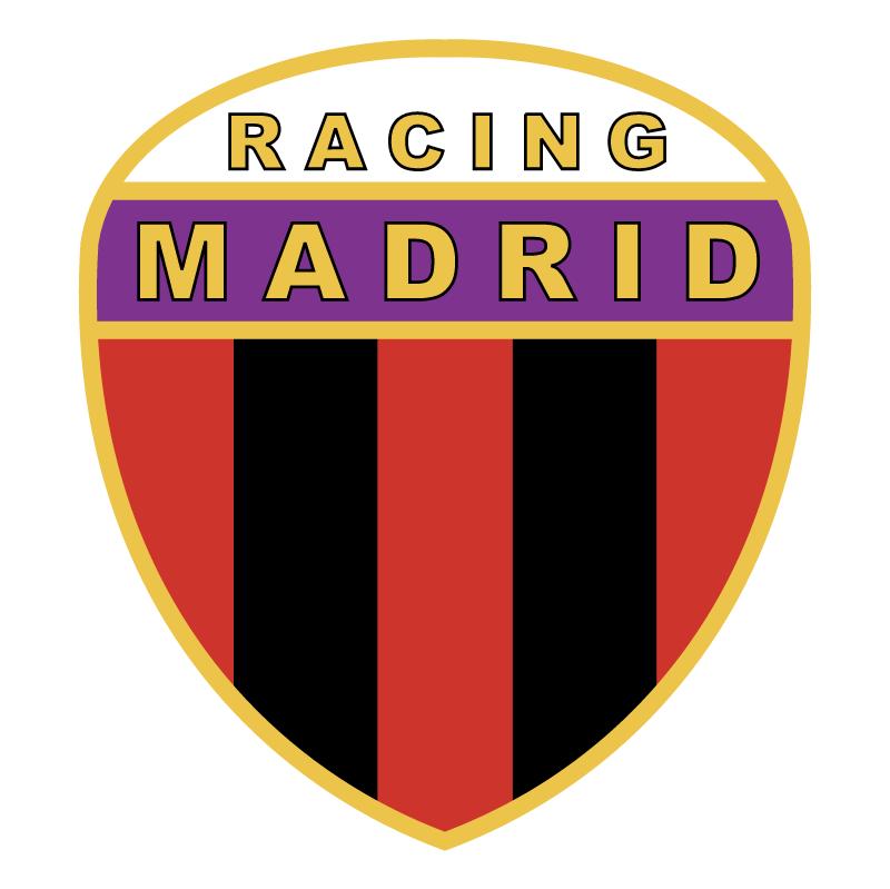 Racing de Madrid vector
