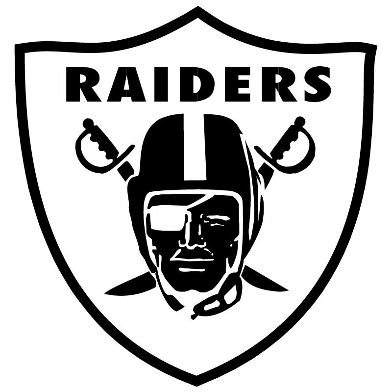 Raiders vector
