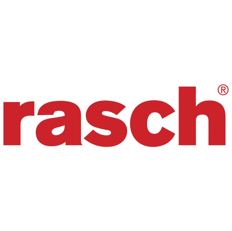 Rasch vector