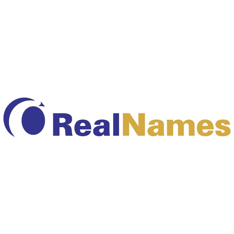 RealNames vector