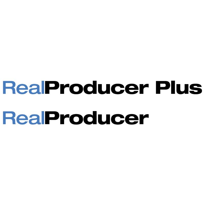 RealProducer vector logo