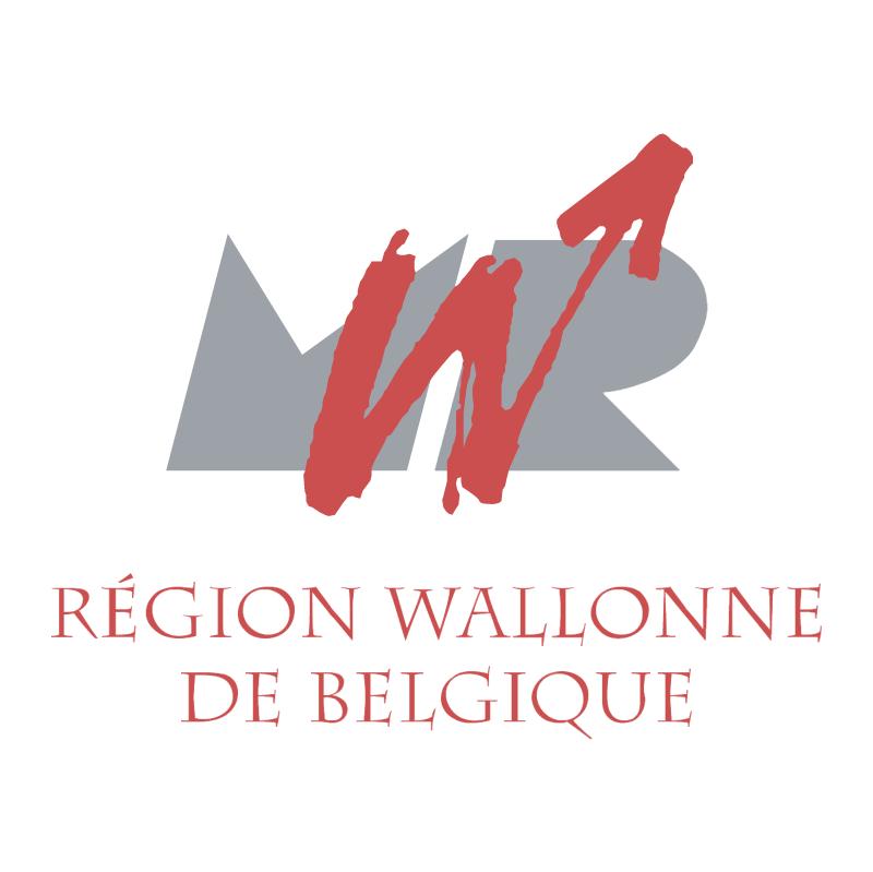 Region Wallonne de Belgique vector
