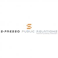 S Presso Public Relations vector