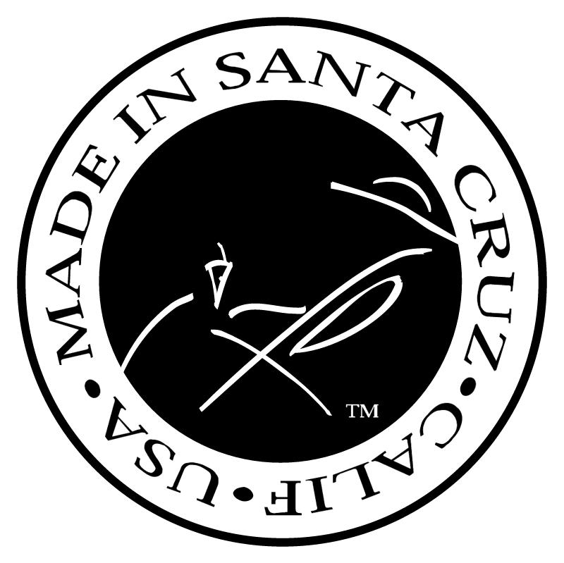 Santa Cruz vector