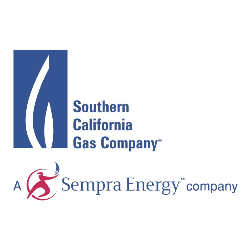 Southern California Gas Company vector